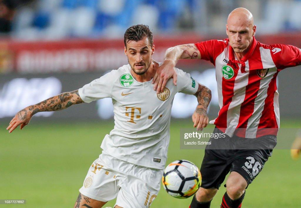 Budapest Honved FC v Ferencvarosi TC - Hungarian OTP Bank Liga