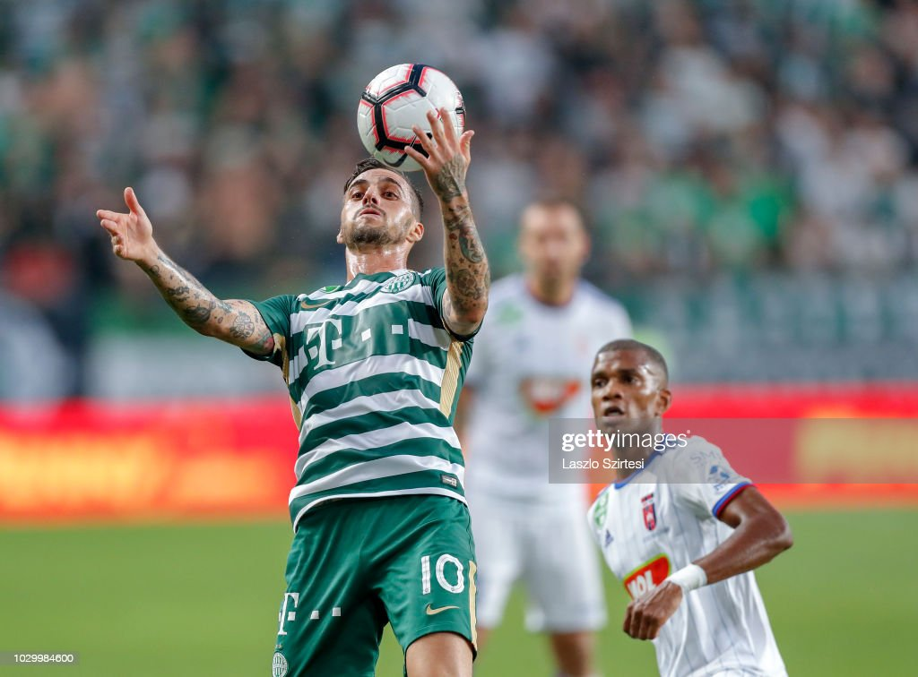 Ferencvarosi TC v MOL Vidi FC - Hungarian OTP Bank Liga