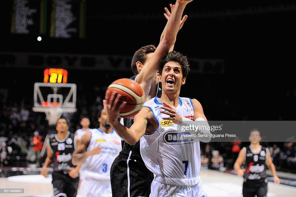 Virtus Segafredo Bologna v Universo De Longhi Treviso - Legabasket Serie A2 : News Photo