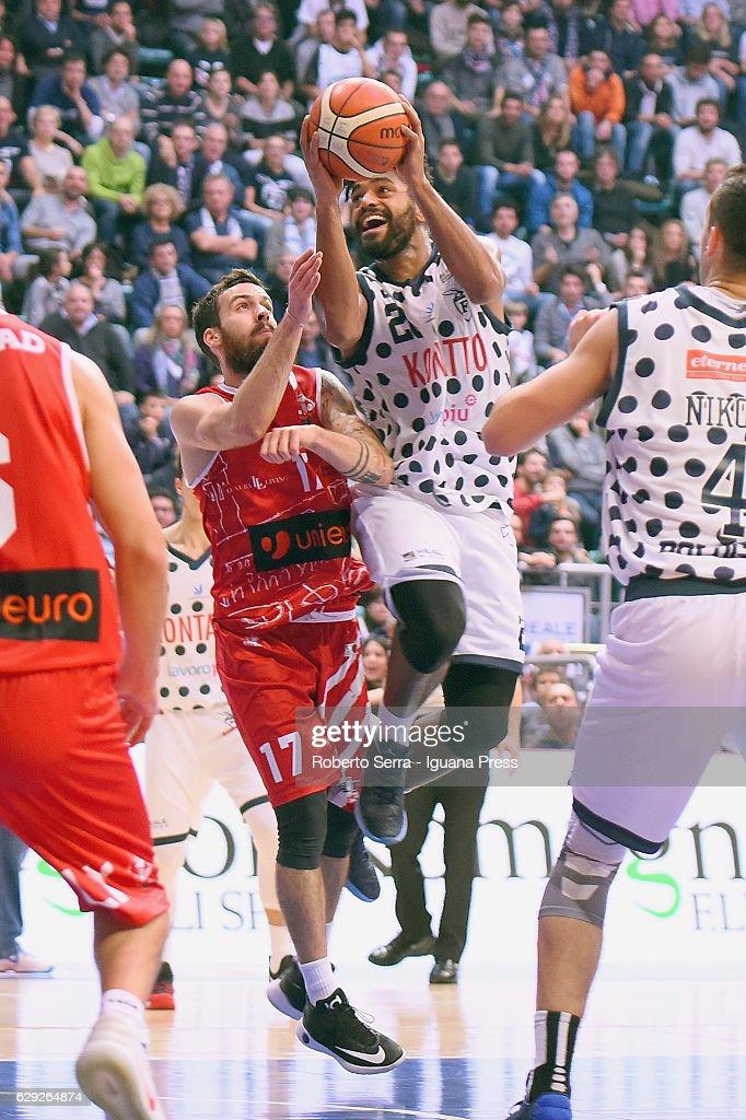 Fortitudo Kontatto Bologna v Unieuro Forli' - Legabasket Serie A2 : Nachrichtenfoto