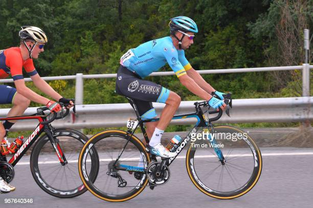 Davide Villella of Italy and Astana Pro Team / during the 101th Tour of Italy 2018 Stage 8 a 209km stage from Praia a Mare to Montevergine di...