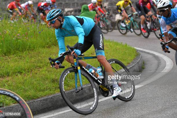 Davide Villella of Italy and Astana Pro Team / during the 102nd Giro d'Italia 2019, Stage 18 a 222km stage from Valdaora to Santa Maria di Sala Tour...