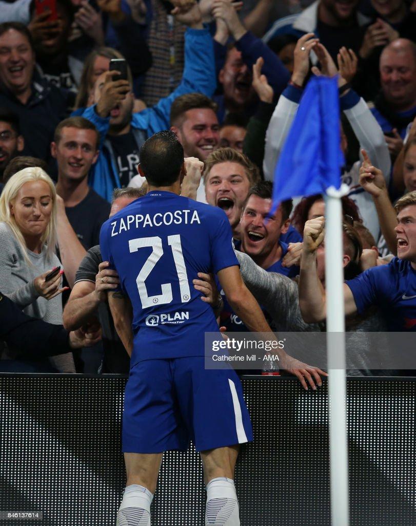 Chelsea FC v Qarabag FK - UEFA Champions League : News Photo