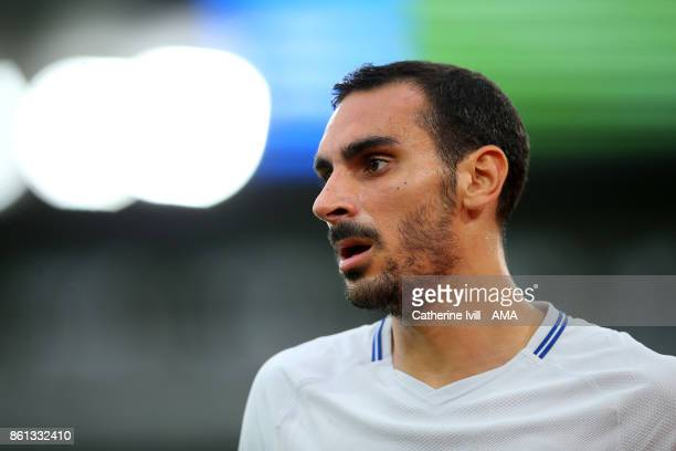 Davide Zappacosta of Chelsea during the Premier League match between Crystal Palace and Chelsea at Selhurst Park on October 14 2017 in London England