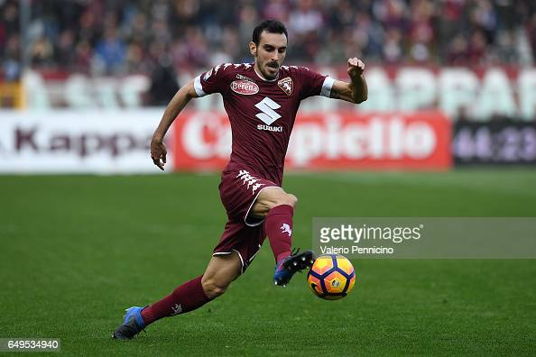 Davide Zappacosta Of FC Torino In Action During The Serie