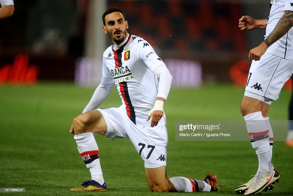 Bologna FC  v Genoa CFC - Serie A : News Photo