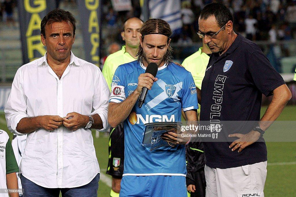 Empoli FC v US Latina Calcio - Serie B : News Photo