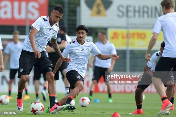 U 21サッカードイツ代表 ストッ...