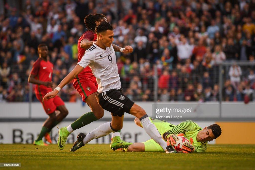 Germany U21 v Portugal U21 - International Friendly