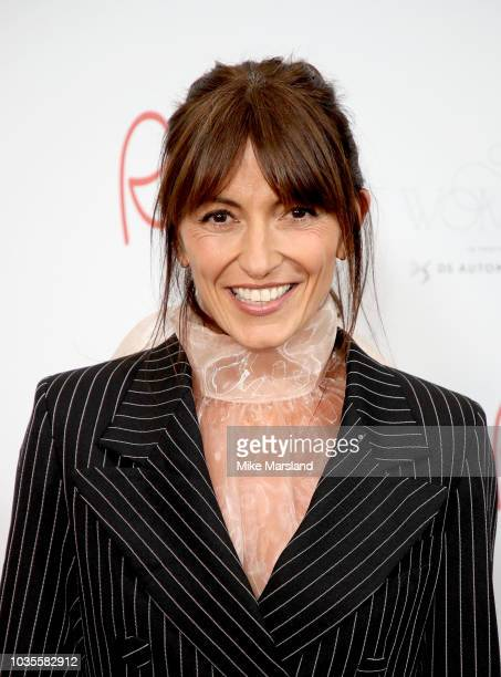 Davina McCall attends Red Magazineís 20th Birthday Party held at No 11 Carlton House Terrace on September 18 2018 in London England