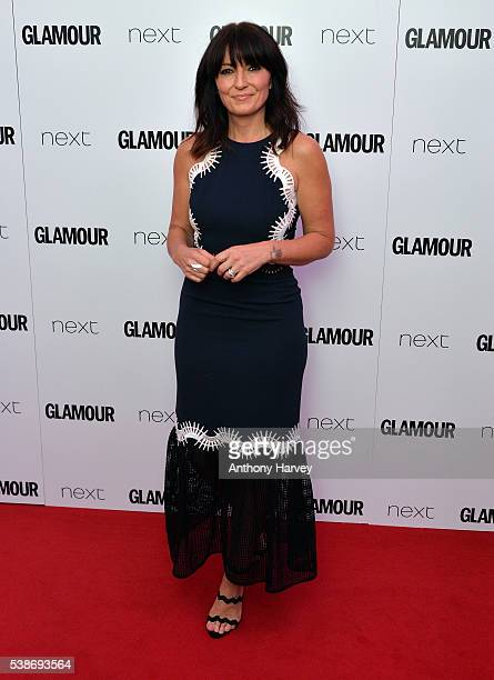 Davina McCall attends the Glamour Women Of The Year Awards at Berkeley Square Gardens on June 7 2016 in London England