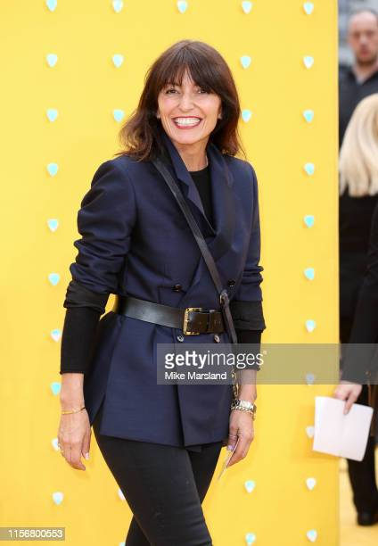 Davina McCall attends the UK Premiere of Yesterday at Odeon Luxe Leicester Square on June 18 2019 in London England