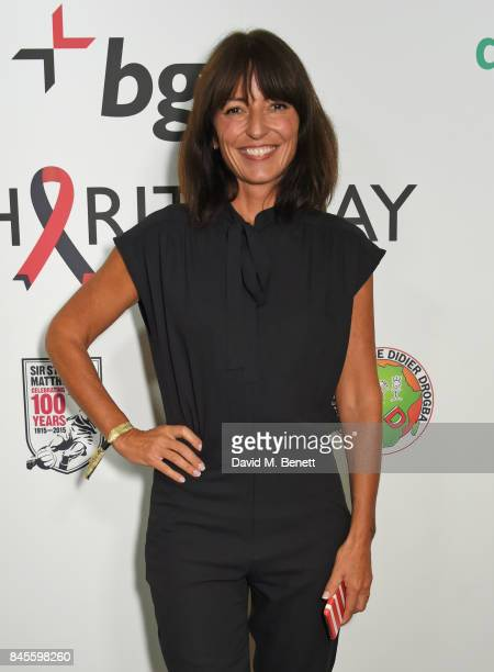 Davina McCall representing Action Medical Research attends BGC Charity Day on September 11 2017 in London United Kingdom