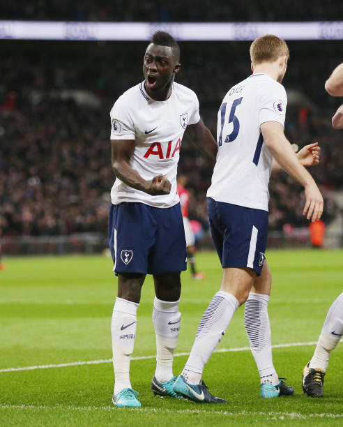Tottenham Vs Ajax Results: Pictures Of Daley Sinkgraven