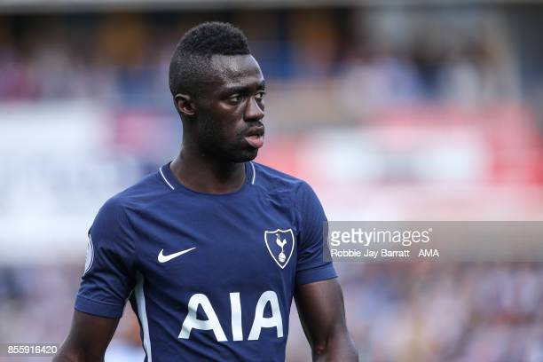Davinson Sanchez of Tottenham Hotspur during the Premier League match between Huddersfield Town and Tottenham Hotspur at John Smith's Stadium on...