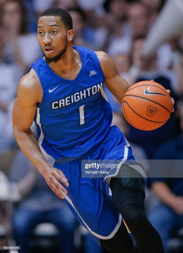Creighton v Butler : News Photo