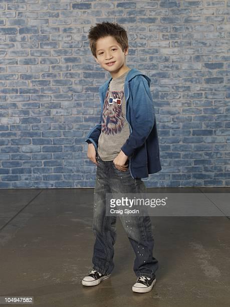 UP Davis Cleveland stars as Flynn Jones on Disney Channel's 'Shake It Up'