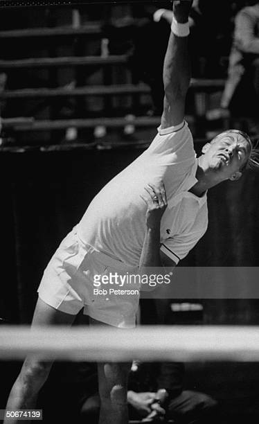 US Davis Cup tennis player Stan Smith