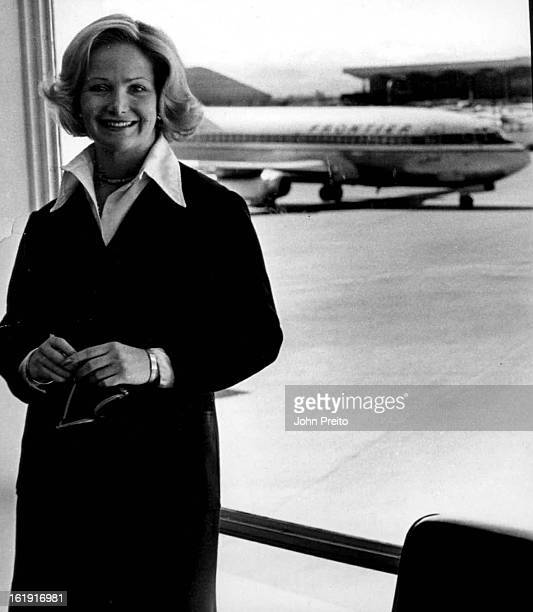 FEB 28 1974 MAR 12 1974 MAR 17 1974 Davis Marne Society After assignments in other parts of the world Miss Marne Davis is enjoying her job in her...