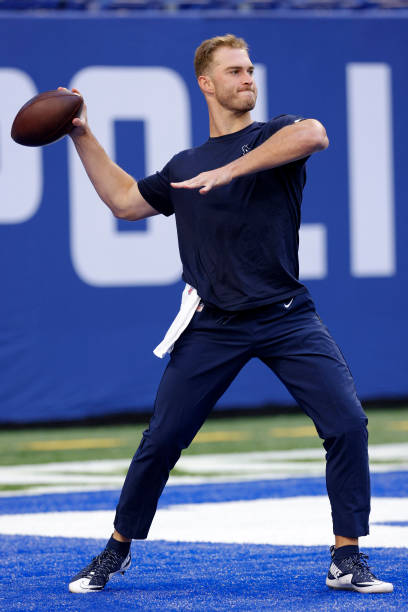 IN: Houston Texans v Indianapolis Colts