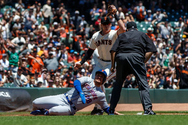 CA: New York Mets v San Francisco Giants