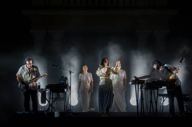 ESP: Maria Arnal And Marcel Bages - Pedralbes Festival 2021