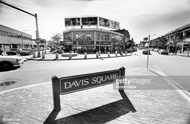 Davis Square Somerville Mass Sept 27 1986