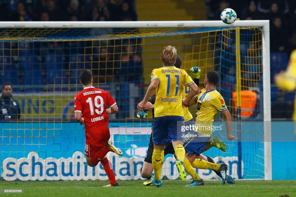 Eintracht Braunschweig v Fortuna Duesseldorf - Second Bundesliga : News Photo