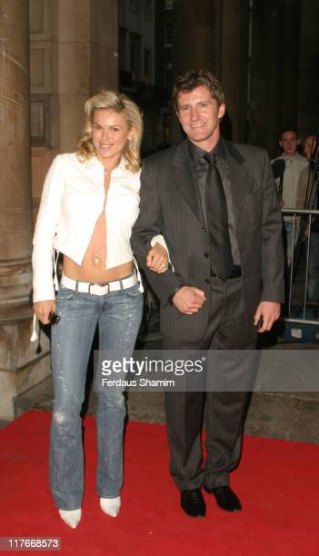 Davor Suker and guest during 100 Years Of Fifa - Private View Arrivals at Royal Academy of Arts in London, Great Britain.