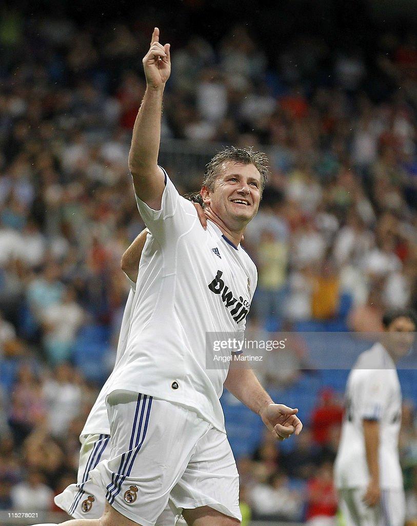Allstars Real Madrid v Allstars Bayern Muenchen - Corazon Classic Match