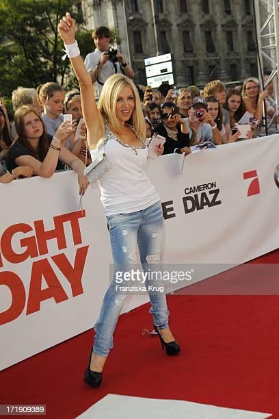 Davorka Bei Der Deutschlandpremiere Des Kinofilms Knight Day Im Gloria Kino Am Karlsplatz In München
