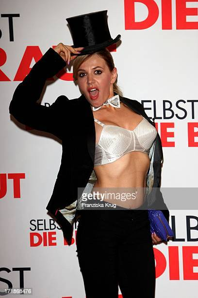 Davorka Tovilo at the Premiere Of Germany movie Even If The Bride In Mathäser movie palace in Munich