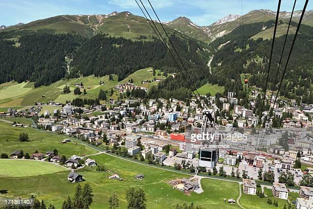 Davos, Graubünden, Switzerland