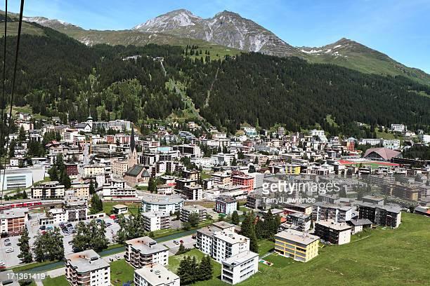 Davos, Suíça, Graubünden