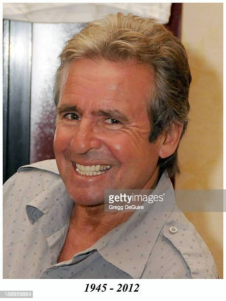 Davy Jones appears at The Hollywood Collectors Celebrities Show at the Burbank Airport Marriott Hotel Convention Center on July 18 2009 in Burbank...