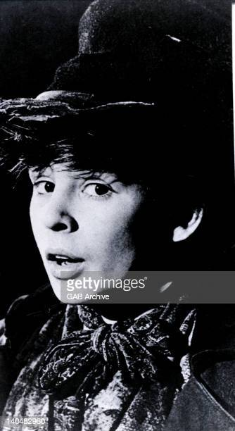Davy Jones as The Artful Dodger from the musical Oliver circa 1963