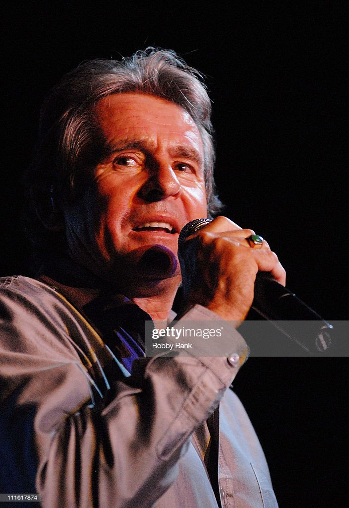 Davy Jones Performs at BB King's - March 8, 2008 : News Photo