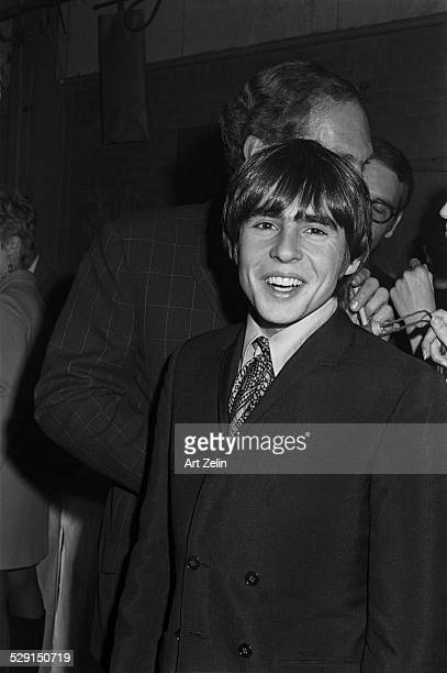 Davy Jones The Monkees circa 1970 New York