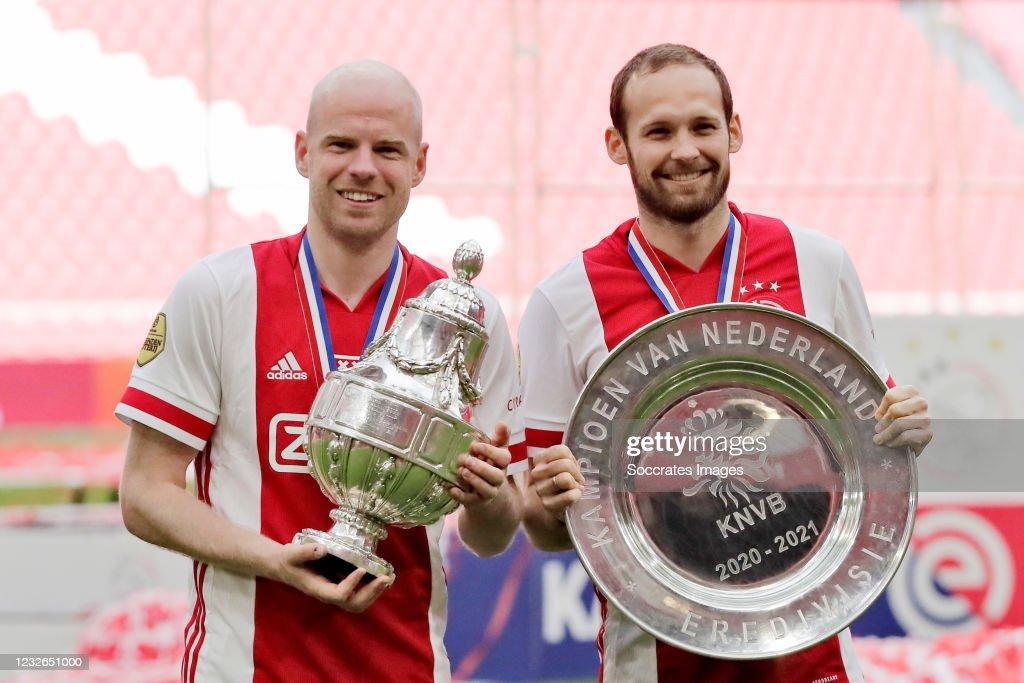 Ajax v FC Emmen - Dutch Eredivisie : News Photo