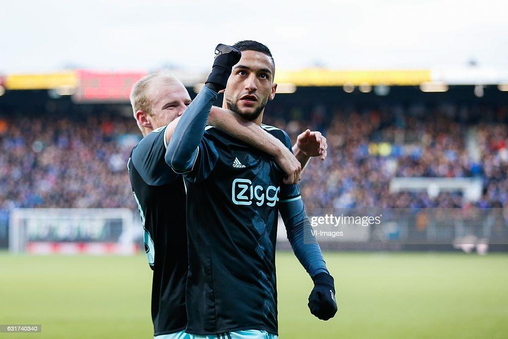 """Dutch Eredivisie""""PEC Zwolle v Ajax"""" : News Photo"""