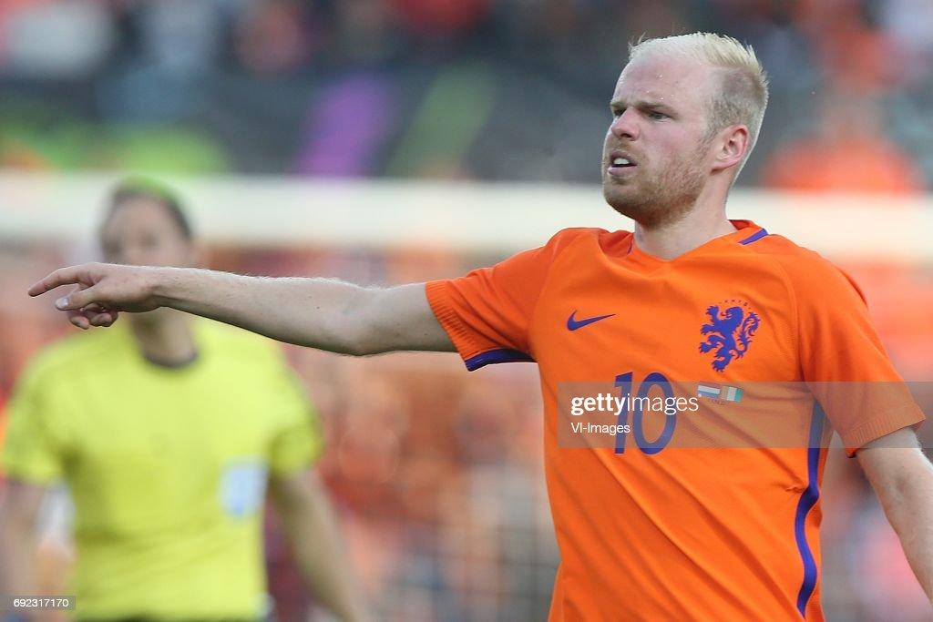 "Friendly match""Netherlands v Ivory Coast"" : News Photo"