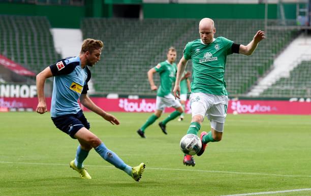 DEU: SV Werder Bremen v Borussia Moenchengladbach - Bundesliga