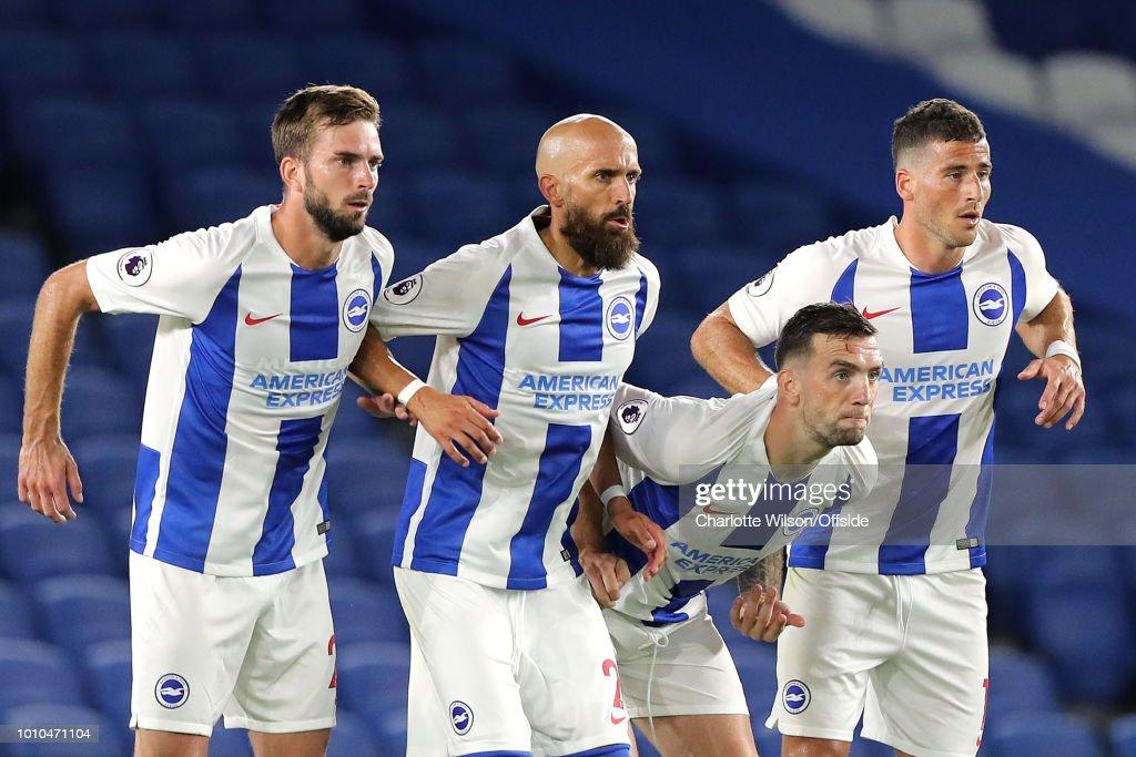Brighton and Hove Albion v FC Nantes - Pre-Season Friendly : News Photo