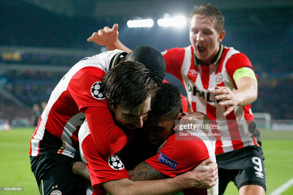 PSV Eindhoven v PFC CSKA Moskva - UEFA Champions League : News Photo