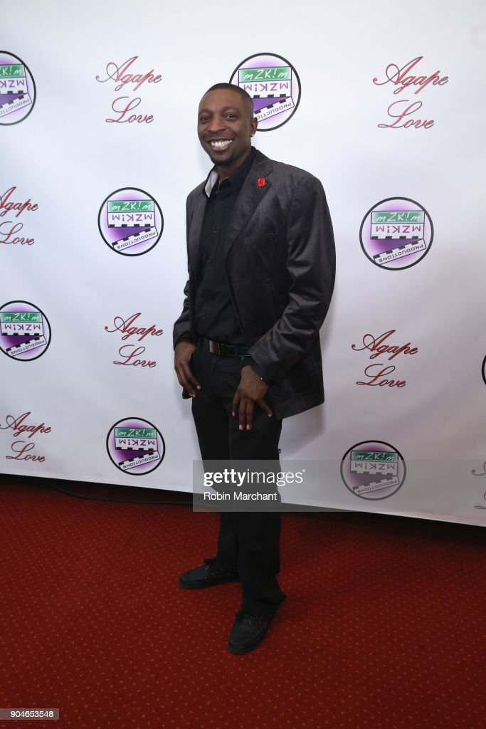 Dawan Nation attends Agape Love Red Carpet on January 13, 2018 in Milwaukee, Wisconsin.
