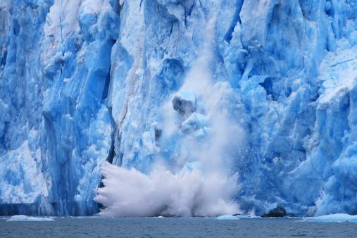 Dawes Glacier calving 157588841