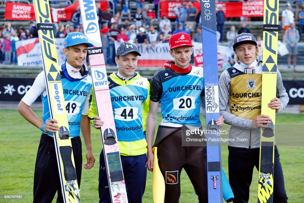 FIS Grand Prix Ski Jumping 2017