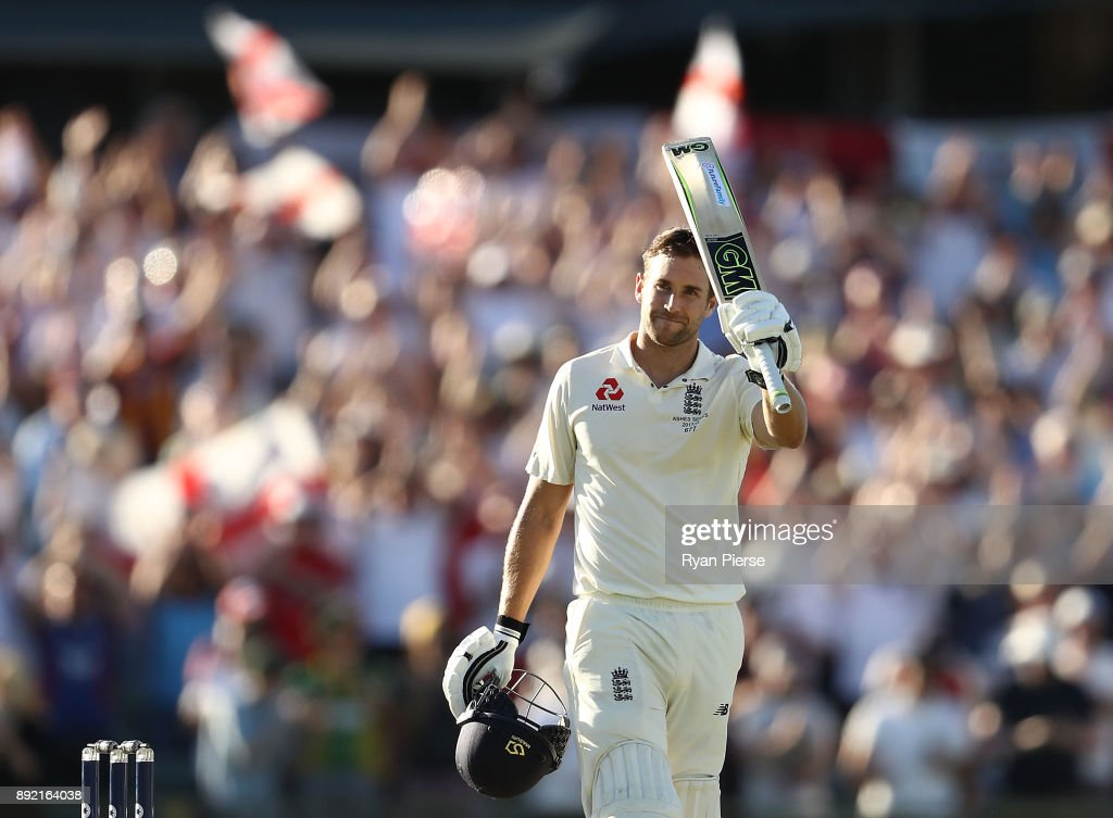 Australia v England - Third Test: Day 1