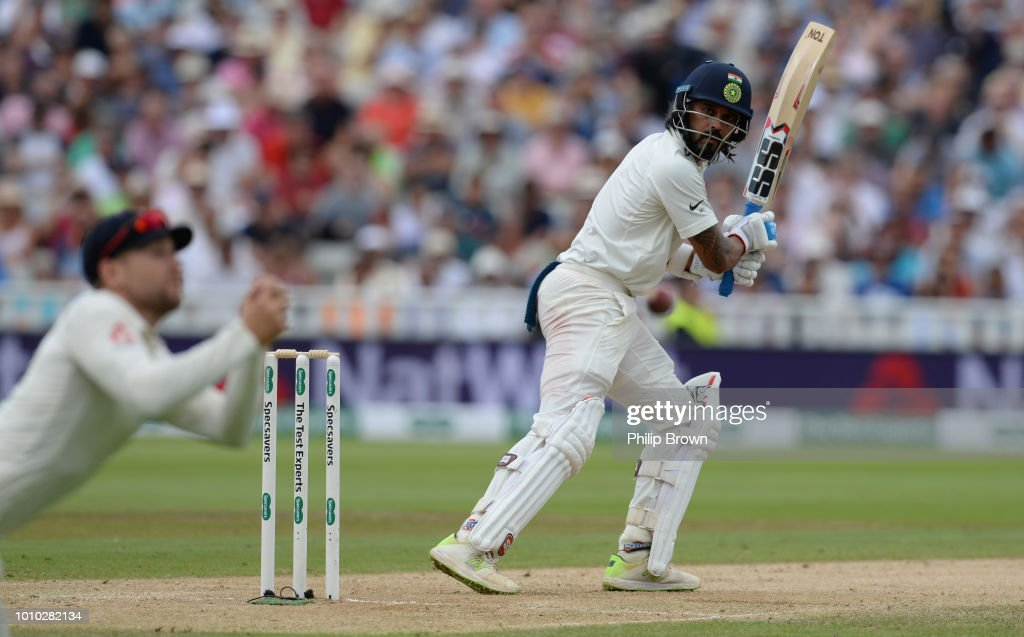 England v India: Specsavers 1st Test - Day Three : News Photo