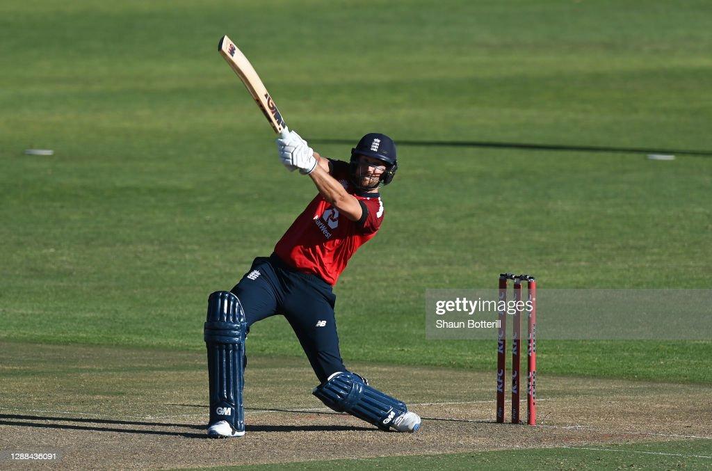South Africa v England - 2nd T20 International : News Photo